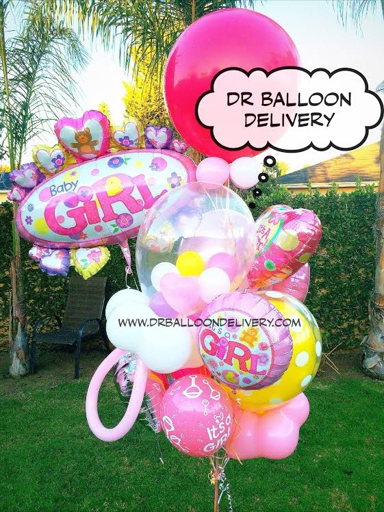 Los Angels Balloon Bouquets Arrangements Birthdays Latex Balloons Helium Filled Giant Near Me Same Day Delivered